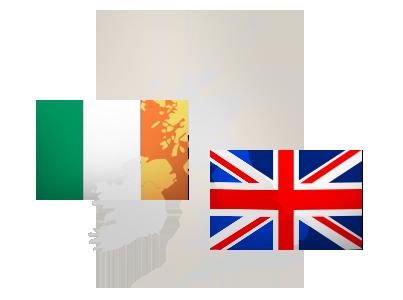Irland GB - Auslandsvertretungen