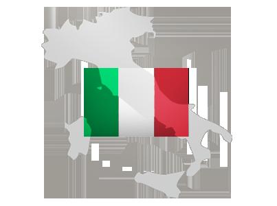 Italien - Auslandsvertretungen
