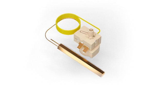 rathgeber kapillarrohrthermostat typ 710 - Capillary Thermostat